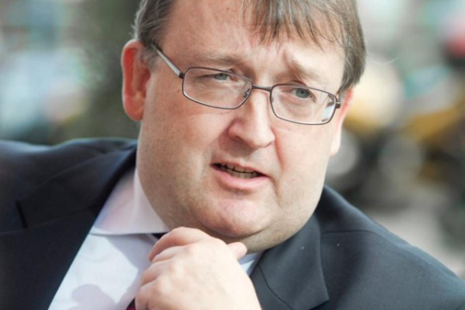 W polskim rynku drzemie potencjał - wywiad z Niallem O'Higginsem
