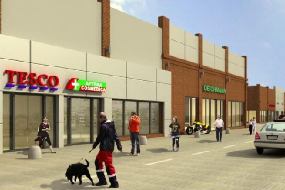 NAP Invest buduje Park Handlowy w podwarszawskich Ząbkach