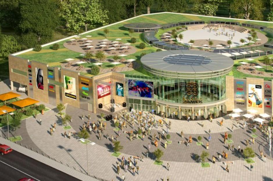 Immofinanz przejmuje projekt budowy Galerii Zamek w Lublinie