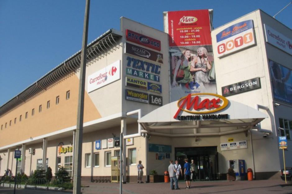 Biedronka zastąpi Carrefoura w centrum handlowym Max