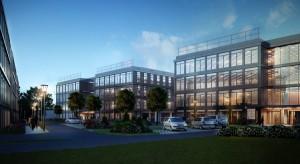 Avestus RE ruszył z budową kompleksu Enterprise Park w Krakowie