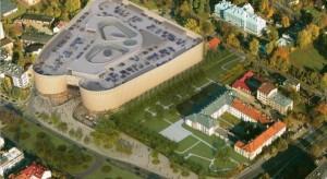 Budowa Korony Kielce wstrzymana