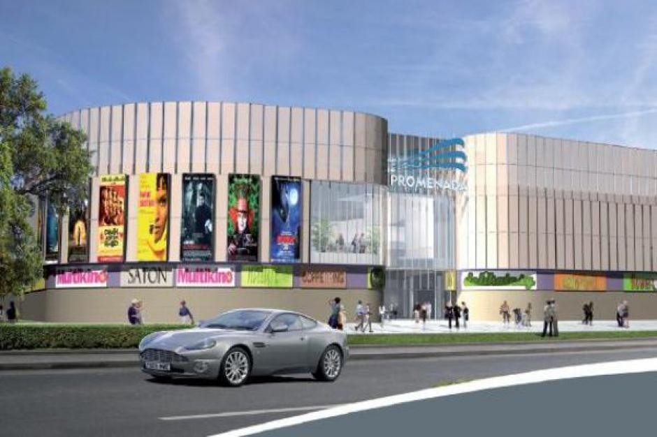 Orapa Investments zbuduje Galerię Promenada w Oławie. Ma już pierwszego najemcę