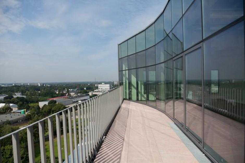Pierwszy etap największej inwestycji biurowej w Łodzi w 2011 roku gotowy