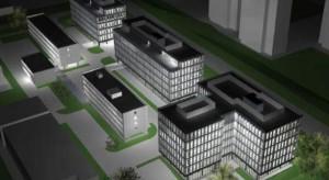 Pięć budynków biurowych powstanie w ramach Poznańskiego Parku Przemysłowo-Technologicznego