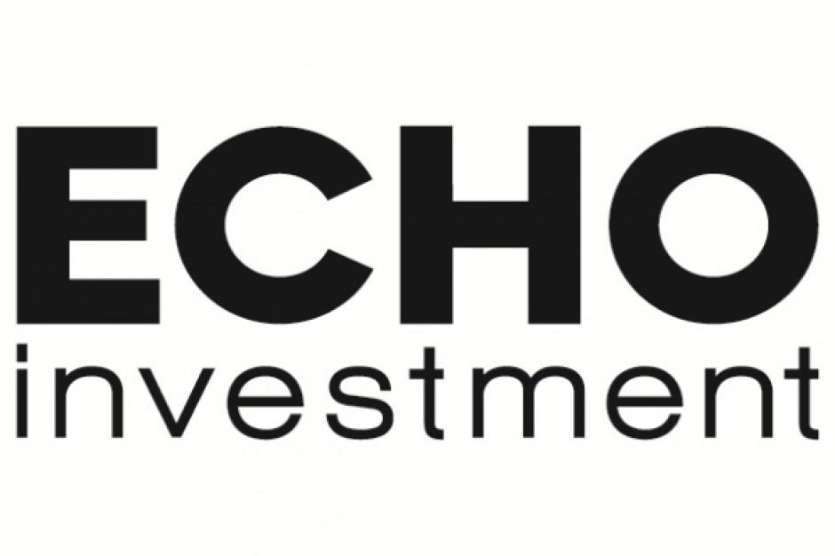 Echo Investment zmienia logo