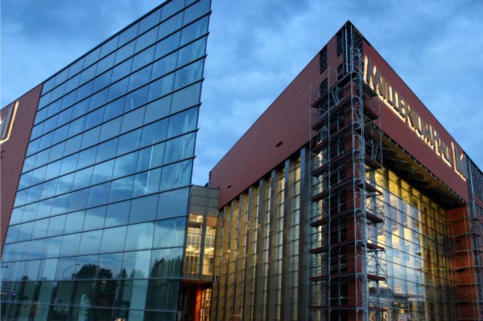 Millenium Hall na ukończeniu - zobacz zdjęcia z budowy
