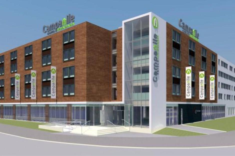 Campanile i Premiere Classe we Wrocławiu będą gotowe w I kwartale 2012 roku