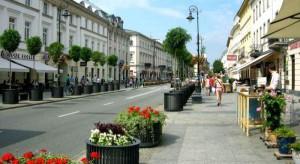 Nowy Świat zajmuje 41. pozycję w rankingu najdroższych ulic handlowych