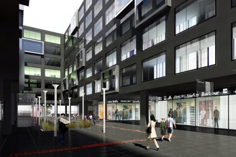 Kompleks biurowy Green Horizon z LEED
