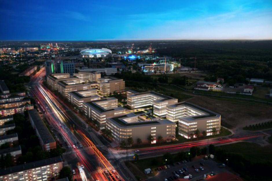 SwedeCenter ma pozwolenie na budowę kompleksu Business Garden Poznań