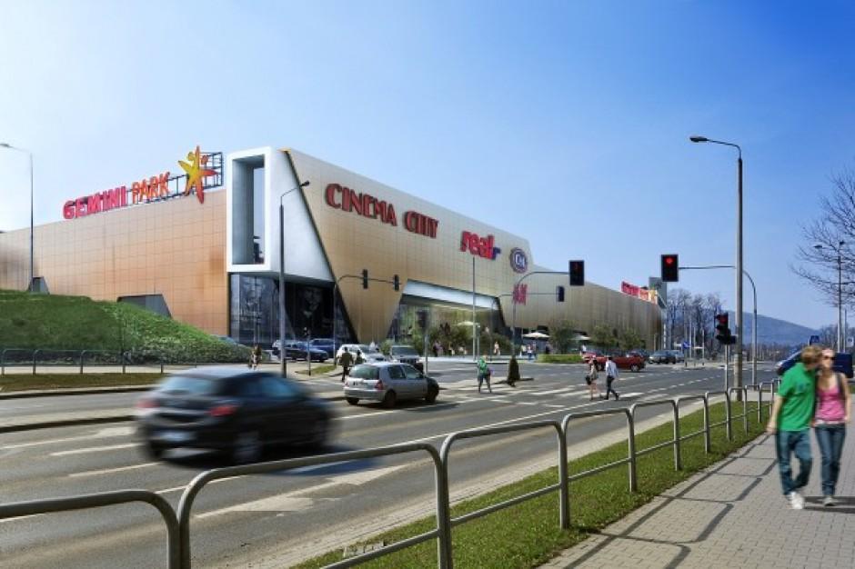 Centrum Gemini Park Bielsko-Biała zostanie rozbudowane