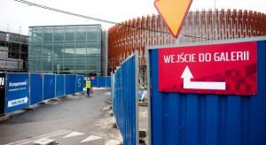 Pozostał miesiąc do otwarcia nowej cześci Silesia City Center - zobacz zdjęcia