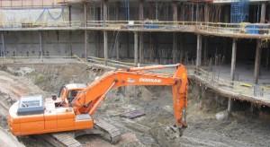 Budowa Placu Unii przebiega zgodnie z harmonogramem - zdjęcia z budowy i wizualizacje