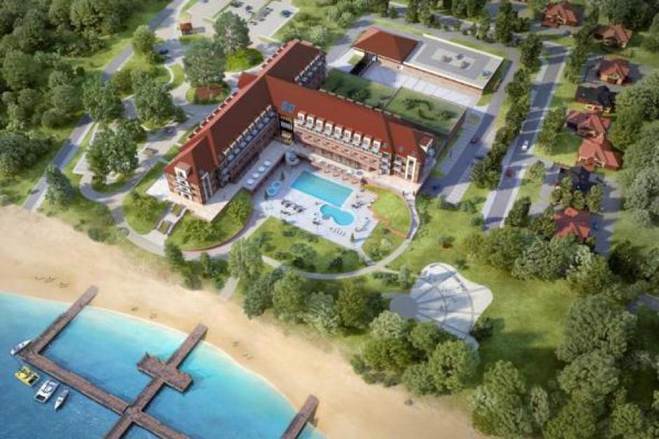 Ostróda: 65 mln zł na pięciogwiazdkowy hotel