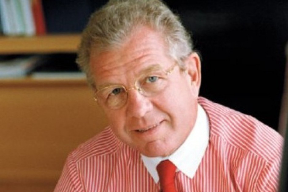Kurt Ritter obchodzi 35-lecie z Rezidor Hotel Group
