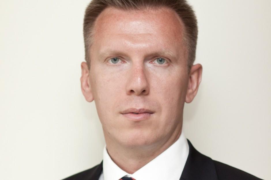 Tomasz Buras przechodzi do firmy Savills