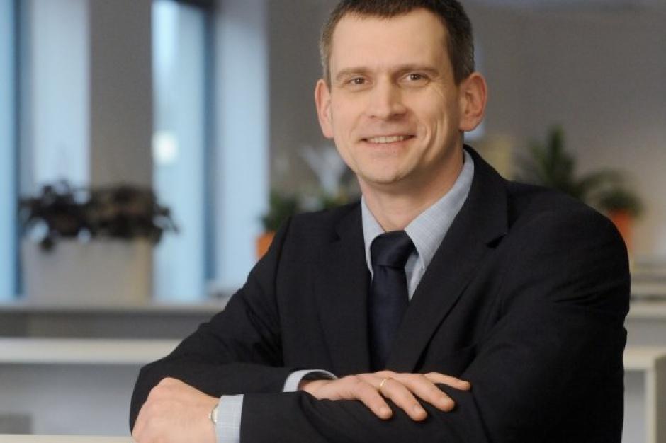 Waldemar Olbryk nowym prezesem Skanska Property Poland