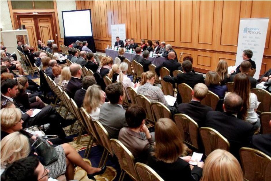 Property Forum 2011: Obejrzyj zdjęcia z sesji rynek hotelarski