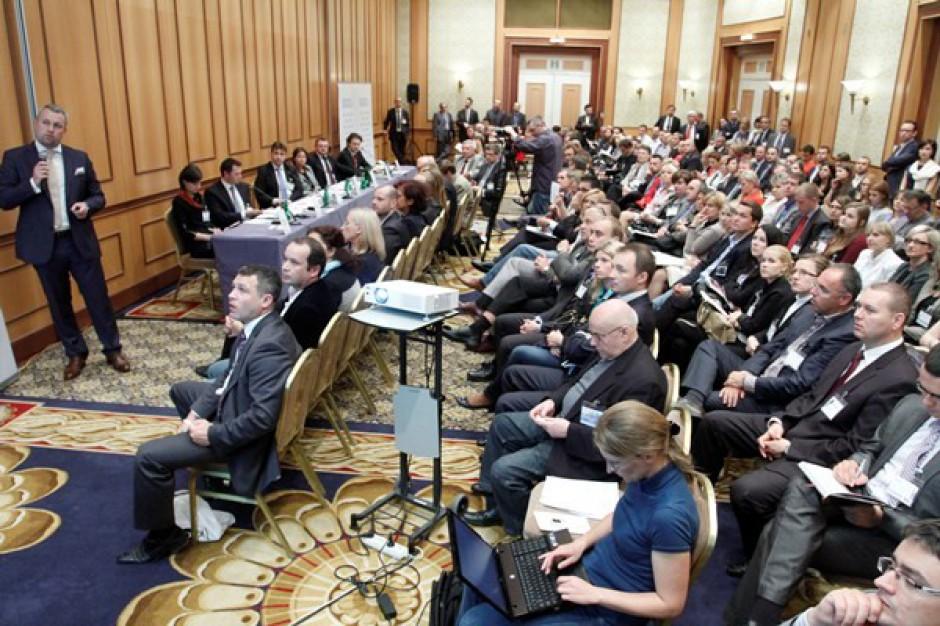 Uczestnicy Property Forum o wpływie kryzysu finansowego na rynek nieruchomości biurowych