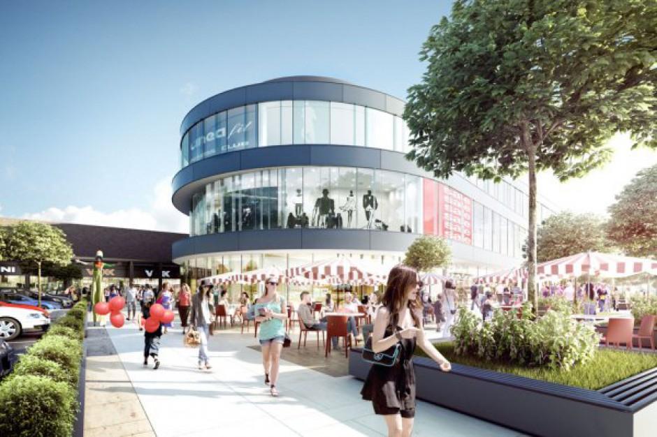 """Makrum Development """"nie wyjdzie"""" z projektu budowy centrum handlowego"""
