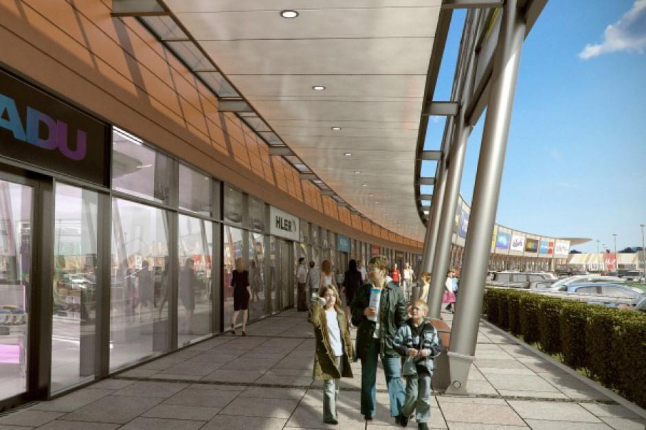 Brytyjska spółka kupiła projekt budowy centrum handlowego Siódemka w Elblągu