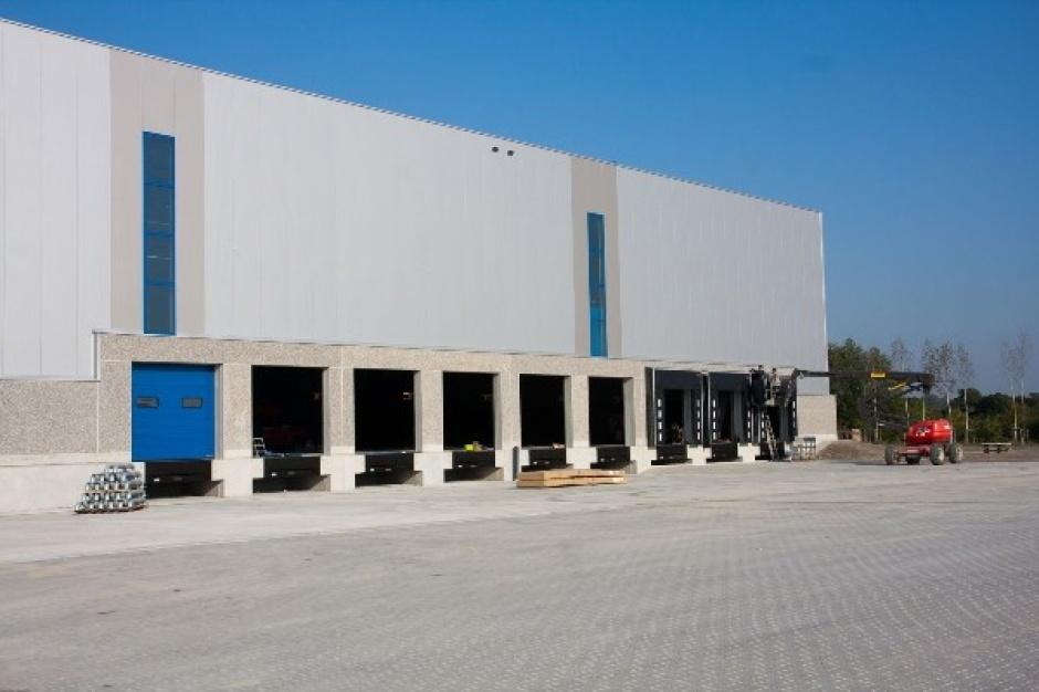 Ruch wprowadzi się do kompleksu Kraków Airport Logistics Centre