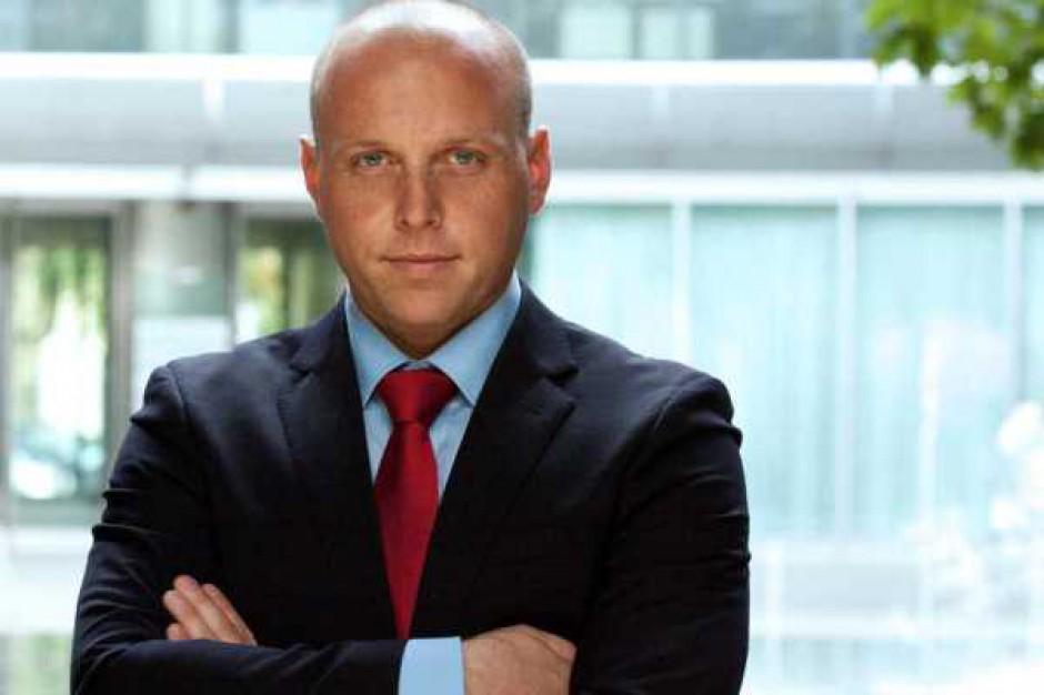 Tom Listowski pokieruje działem powierzchni magazynowych Cushman & Wakefield