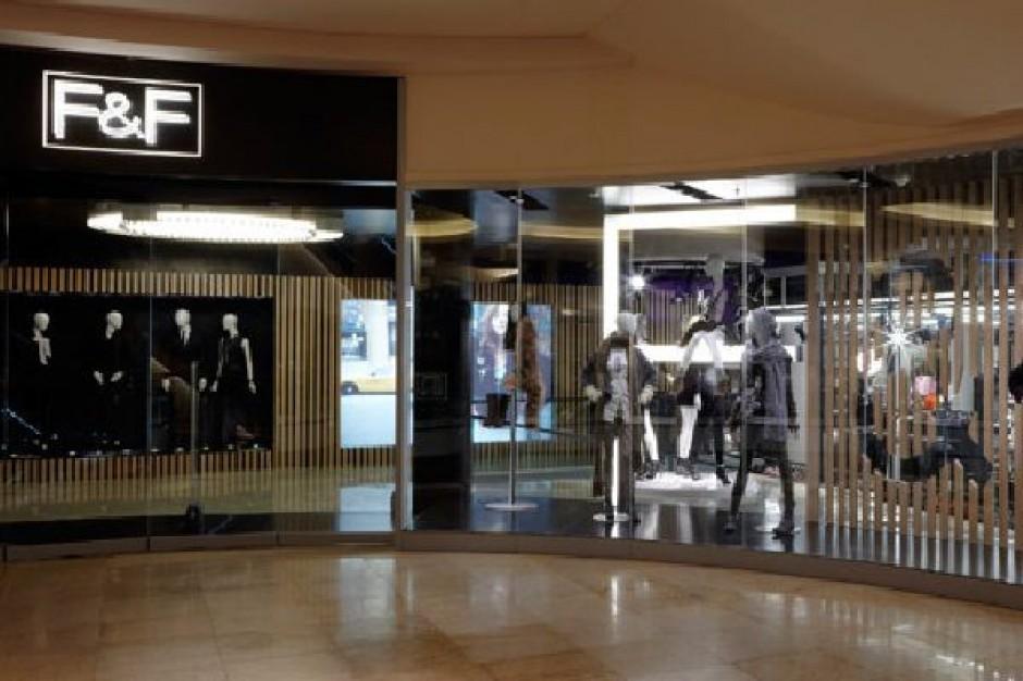 Należąca do Tesco sieć F&F Clothing otwiera pierwszy salon w Warszawie