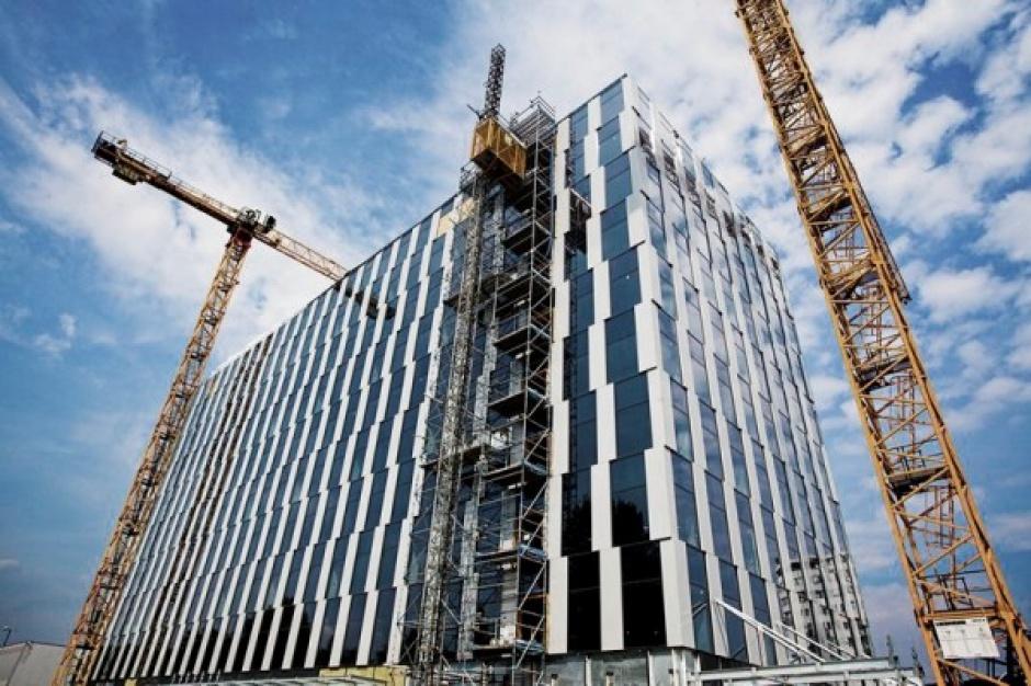 Skanska wystartowała z budową drugiego budynku w kompleksie Green Towers