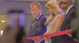 Paris Hilton odwiedzi Międzynarodowe Targi Mody w Polsce
