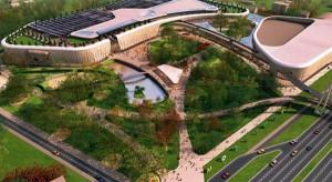 Radni Warszawy zapoznali się z koncepcją budowy centrum handlowego na Białołęce