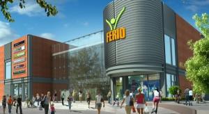 Budowa centrum handlowego Ferio w Szczecinie została wstrzymana