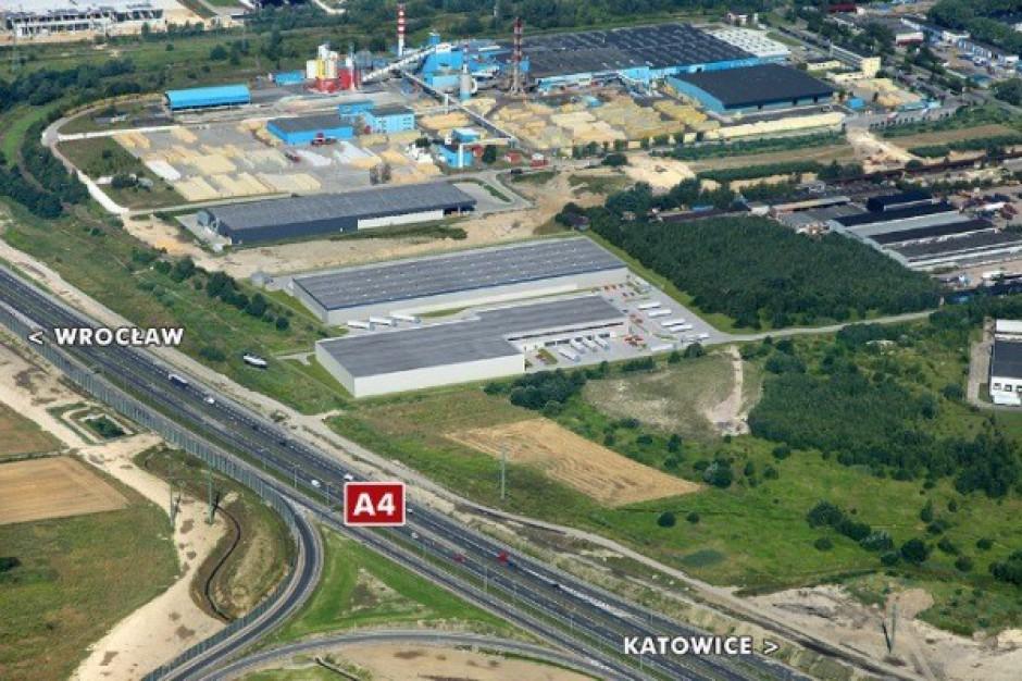 Panattoni rozbuduje kompleks w Gliwicach
