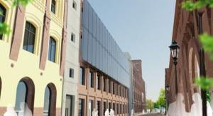 Wmurowano kamień węgielny pod budowę Centrum Fabryka