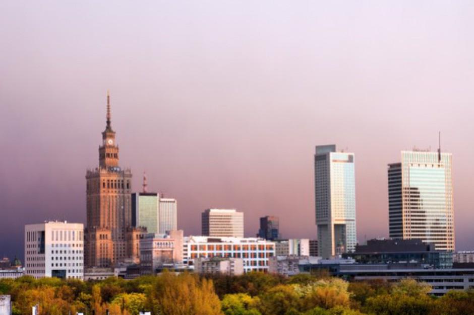 Rosną koszty wynajmu powierzchni biurowej w centrum Warszawy
