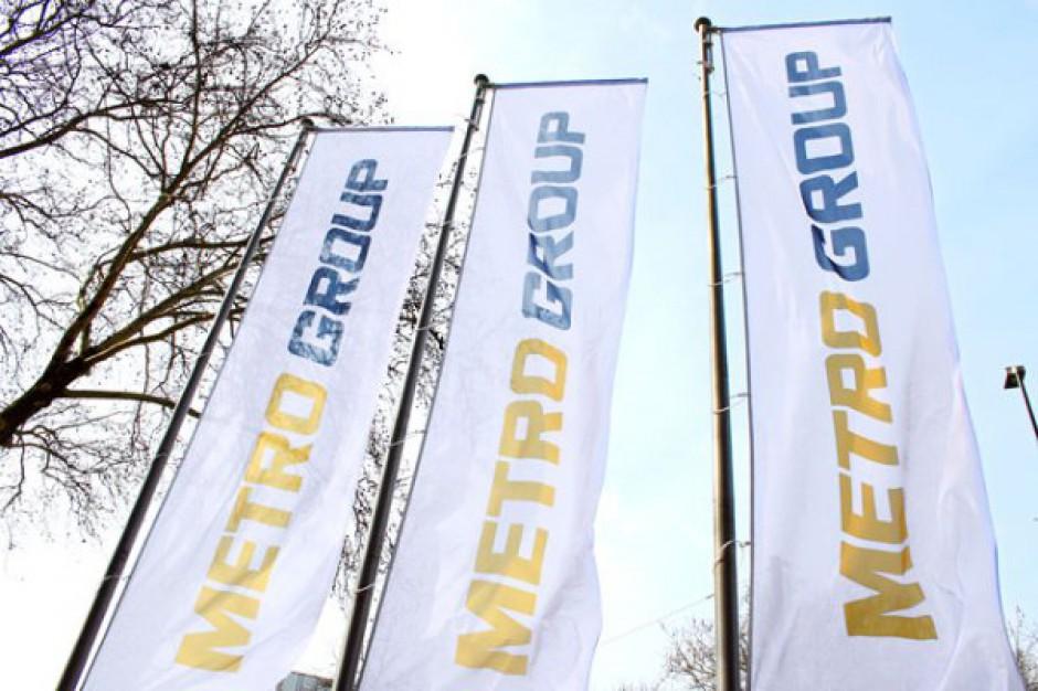 Słabszy wynik w Polsce wyhamował wzrost przychodów Grupy Metro w całym regionie
