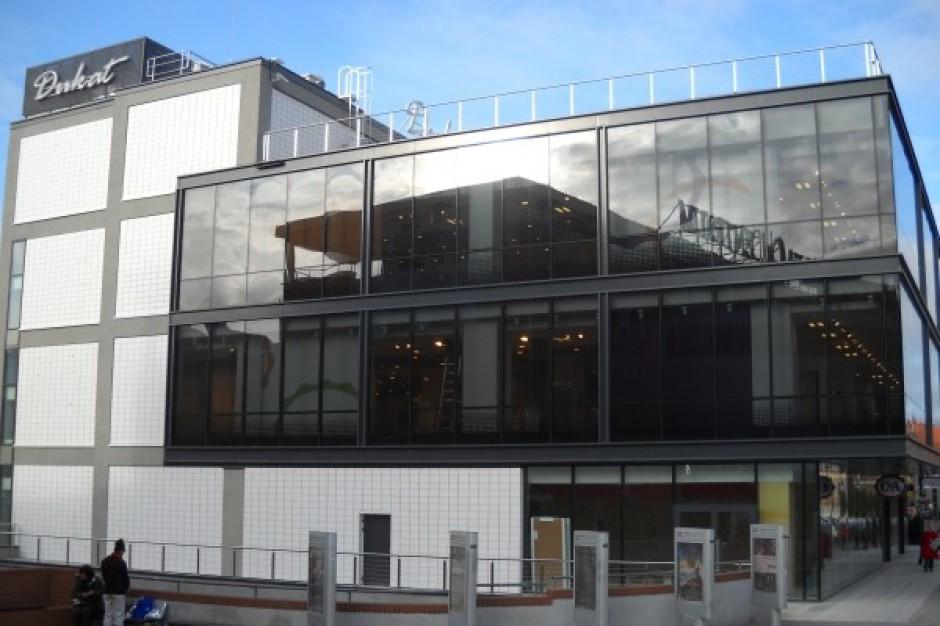 Centrum Handlowe Dukat w Olsztynie otwiera się dla klientów