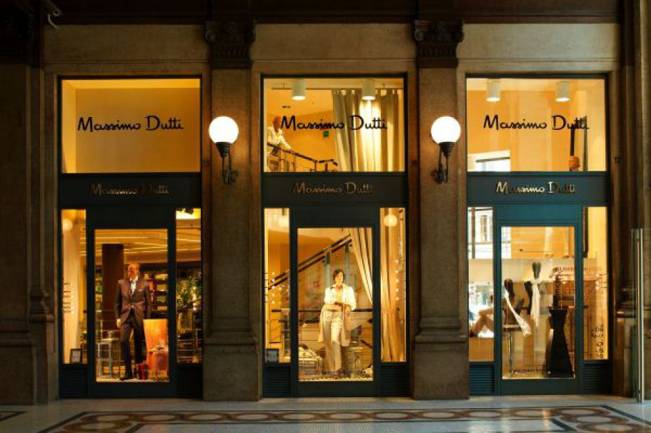 Inditex chce wprowadzić piątą markę odzieżową do Centrum Handlowego Blue City