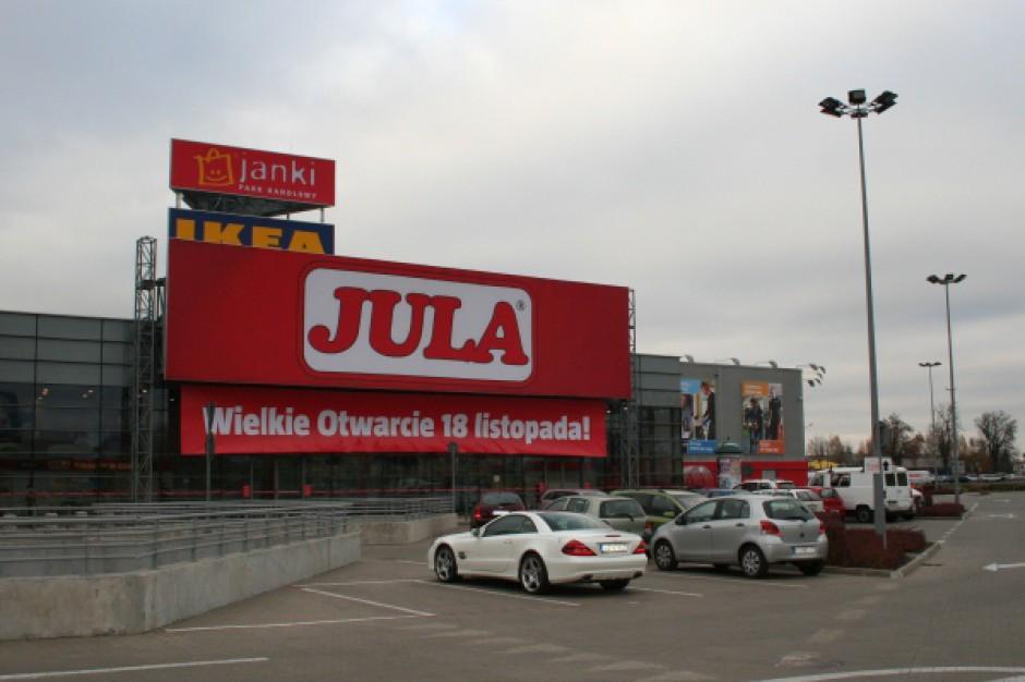 Jula może mieć nawet 50 sklepów w Polsce. Na każdy wyda 10-15 mln zł