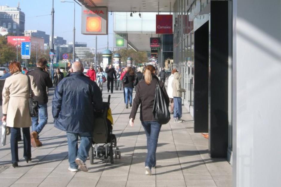 Warszawa nadal jedną z najbardziej atrakcyjnych lokalizacji handlowych
