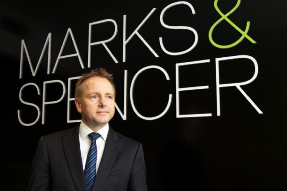 Marks & Spencer ma nowego dyrektora zarządzającego na region Europy Centralnej i Wschodniej