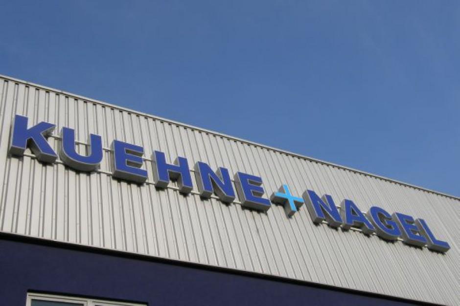 Kuehne + Nagel wynajmuje blisko 7600 mkw. w parku MLP Pruszków I