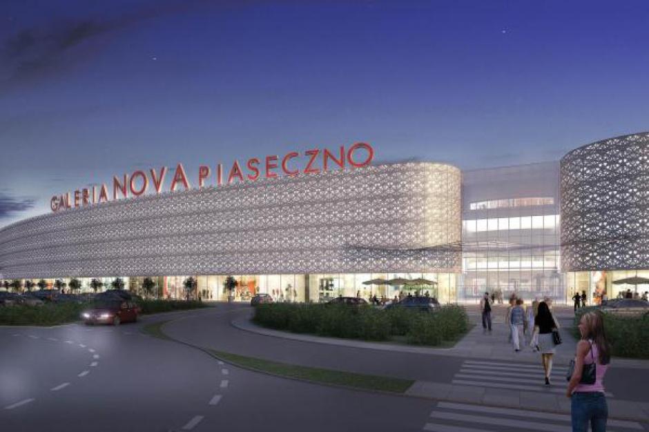 W Galerii Nova Piaseczno powstanie 200 sklepów