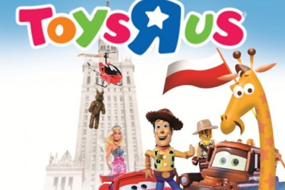 """Prezes Toys""""R""""Us: Zainwestujemy w Polsce 200 mln zł"""