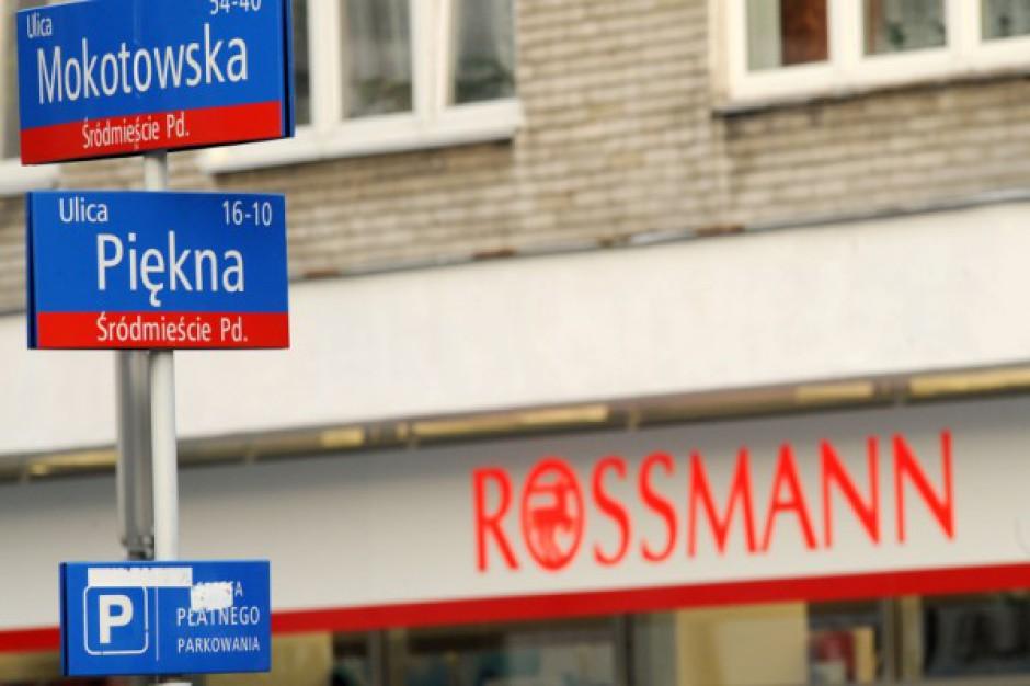 Potężne plany inwestycyjne Rossmanna