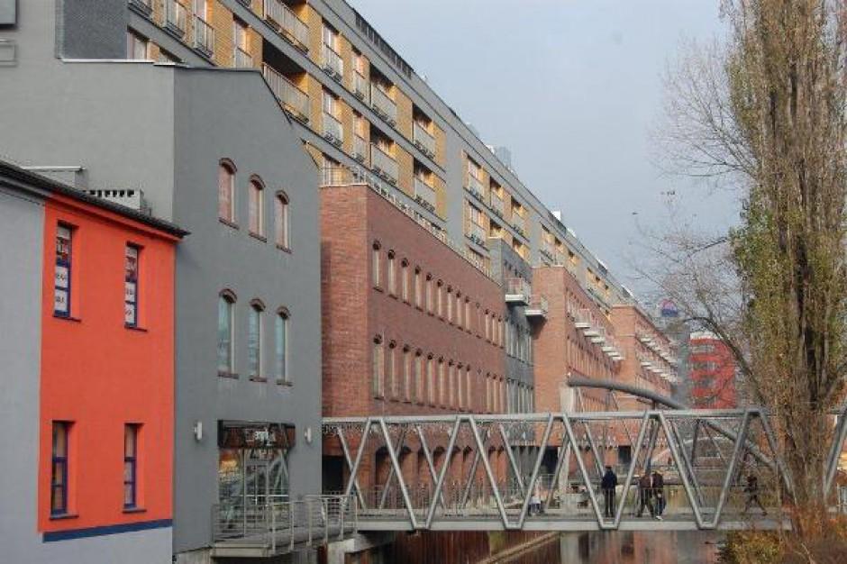 Pierwsze w Polsce osiedle mieszkaniowe nad galerią handlową - zobacz zdjęcia