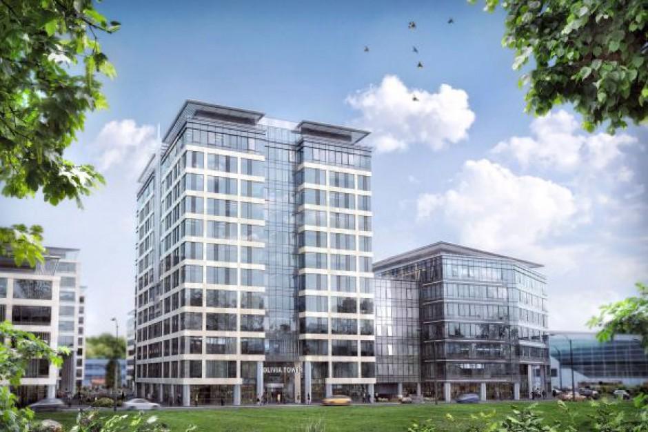 Ruszyła budowa kolejnych budynków Olivia Business Centre