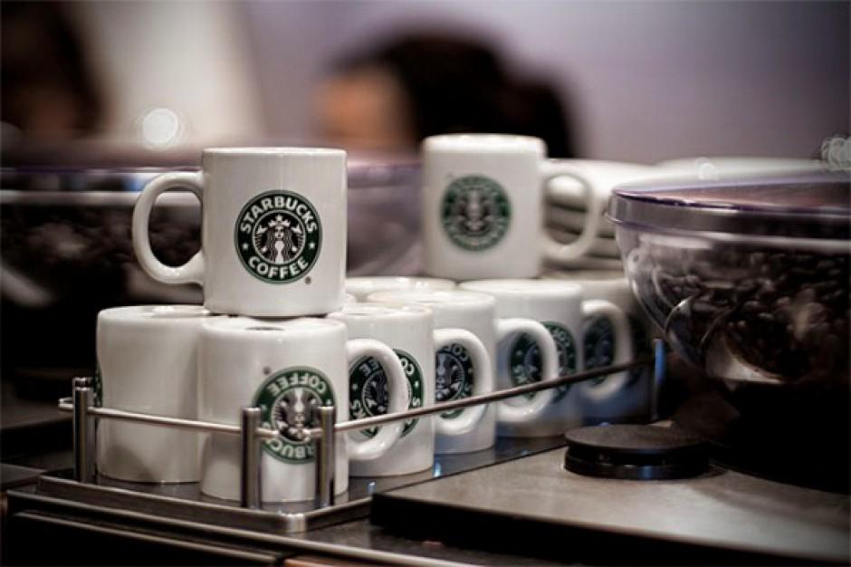 Nowy Starbucks w Warszawie