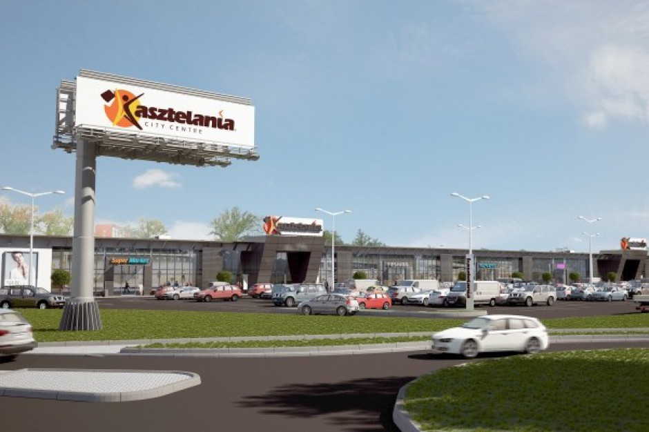 Kasztelania City Centre - nowe centrum handlowe w Chrzanowie